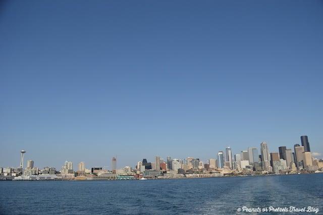 Cruise to Blake Island