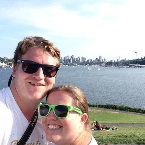 Josh & Liz Seattle