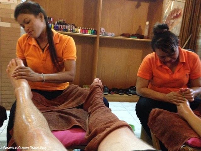 bangkok massage massage i eskilstuna