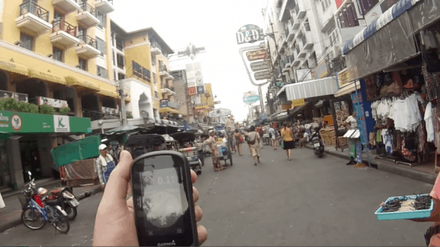 Geocaching in Bangkok, Geocaching in Thailand