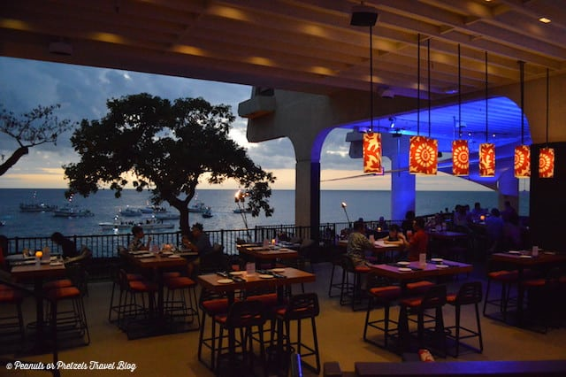 An Oceanfront Dinner To Remember Rays On The Bay Kona