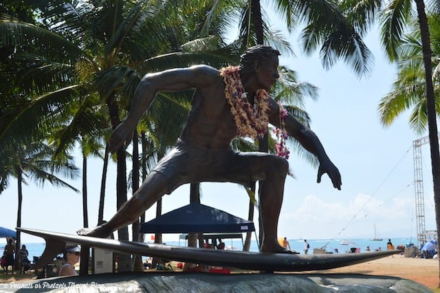 Waikiki Beach, Pineapples, and Family Time on Oahu, Hawaii
