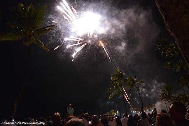 Waikiki Fireworks 2