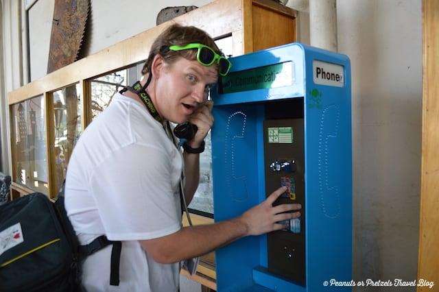 Telephone Cache