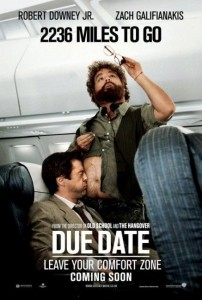 Due Date,best travel movies, travel videos, travel movies, best inspirational movies, most inspirational movies, travel