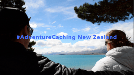 Video: Geocaching in New Zealand (South Island)
