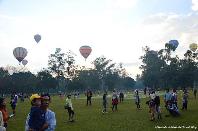 Balloon Festival 2 - Peanuts or Pretzels