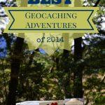 Best Geocaching Adventures of 2014 – Peanuts or Pretzels