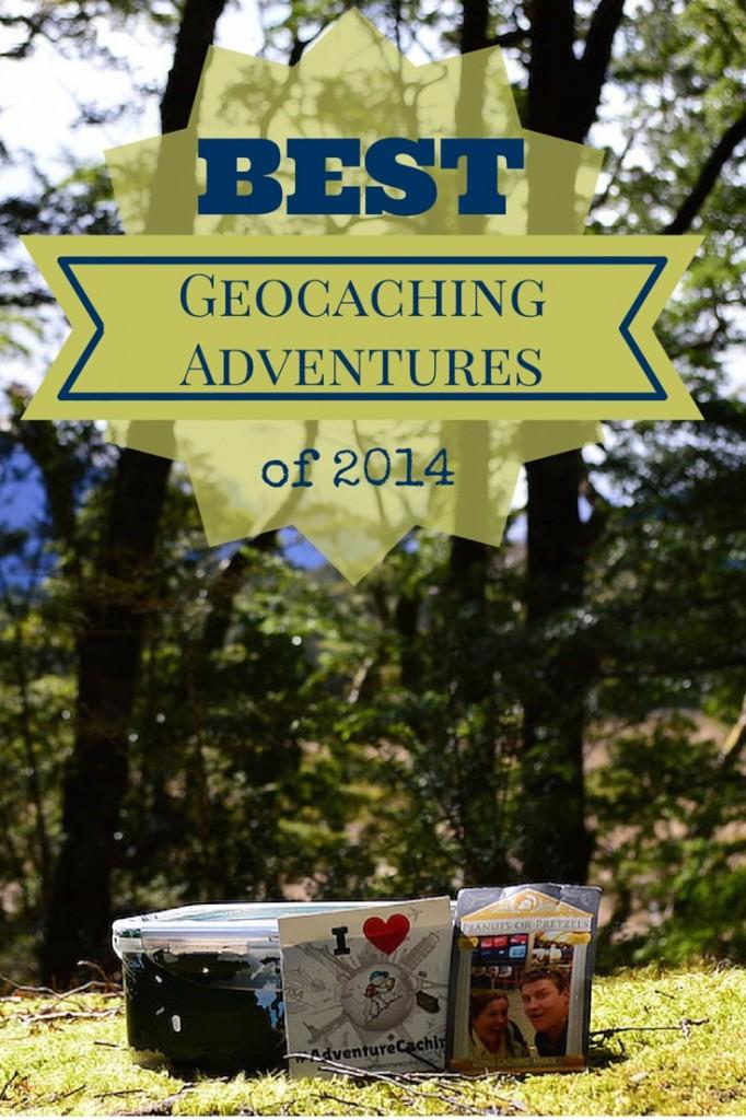 Best Geocaching Adventures 2014