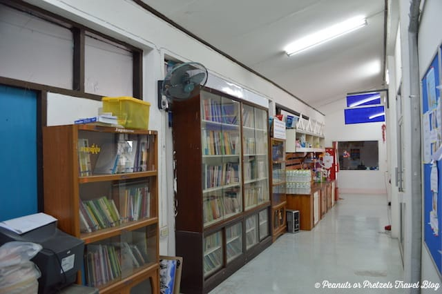 Books - Peanuts or Pretzels, temple schools in thailand, monk in thailand, non-profit in thailand