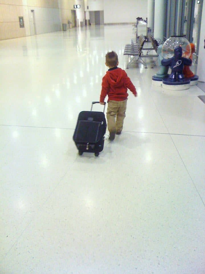 Have Baby Will Travel