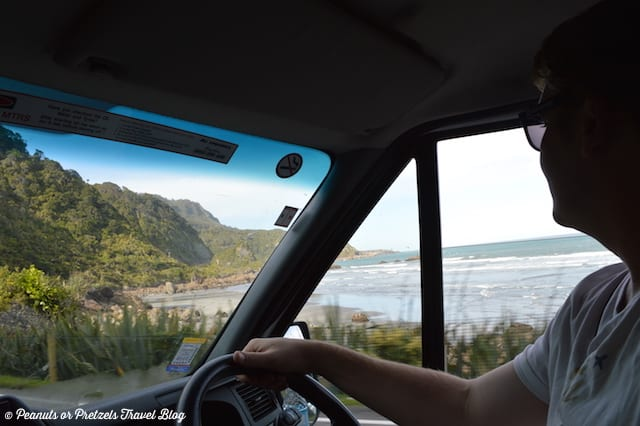 driving in new zealand with an international driver's license - we prepared with our international travel checklist