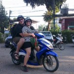 Tourist Fail – The First Time I Tried to Ride a Motorbike in Thailand!