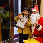 Who Would Have Thought I'd Be Playing Santa Claus for Christmas in China!