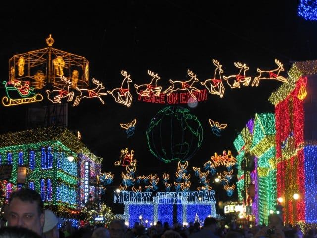 Christmas at Disney Parks Around the World