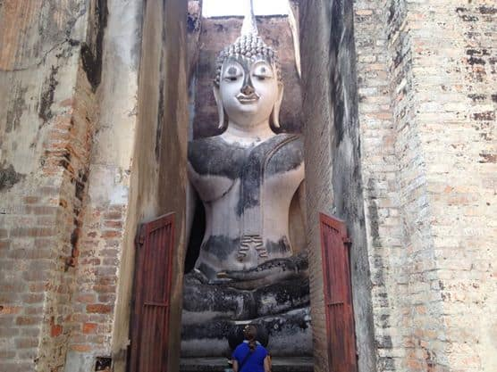 A spectacular visit to the ancient city of Sukhothai, Thailand!