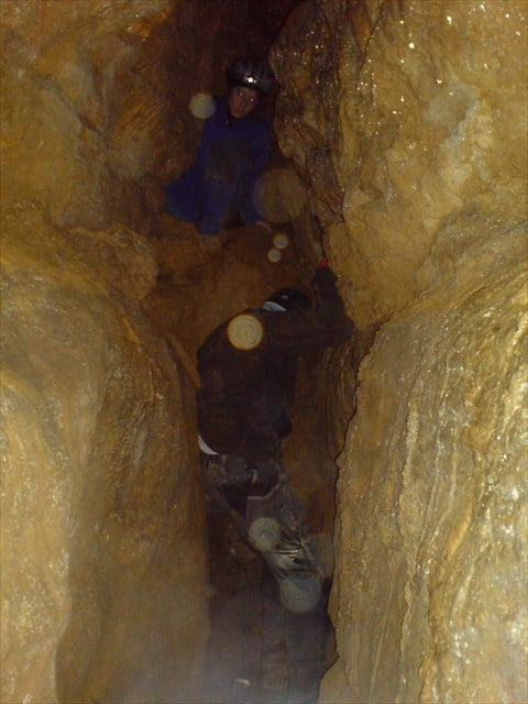 #AdventureCaching 5/5 Cave Cache