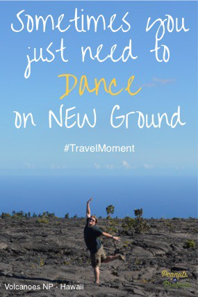 Dance on New Ground