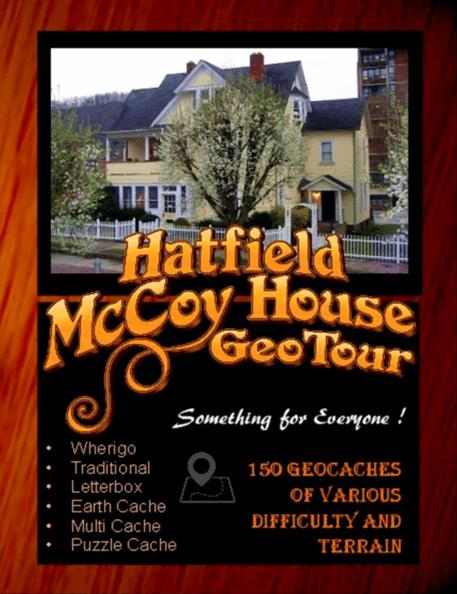 Hatfield McCoy House GeoTour