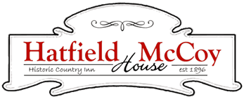 hatfield mccoy house inn logo