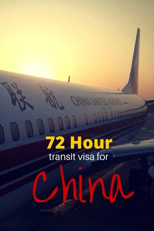 72 Hour visa