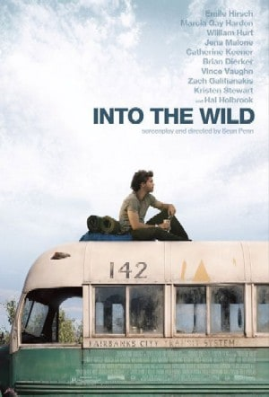 Into the Wild,best travel movies, travel videos, travel movies, best inspirational movies, most inspirational movies, travel
