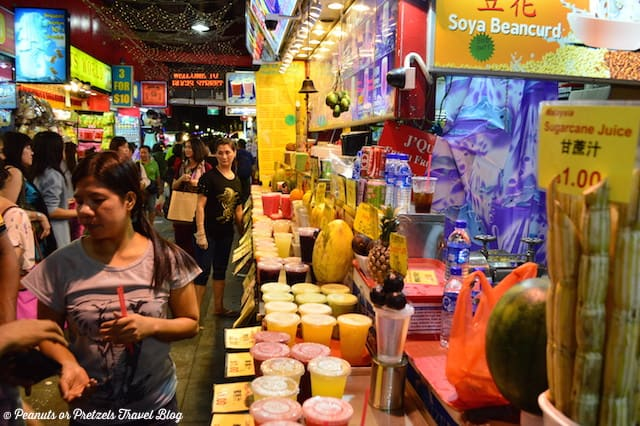 foreign shopping market, how to haggle at a market, tips for foreign markets, shopping market tips, haggle at a market, is street food safe, tips for food markets