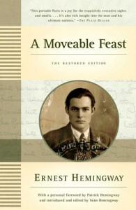 A Moveable Feast, best travel books, travel books, travel inspiration, must read books, must read books, books to read while traveling