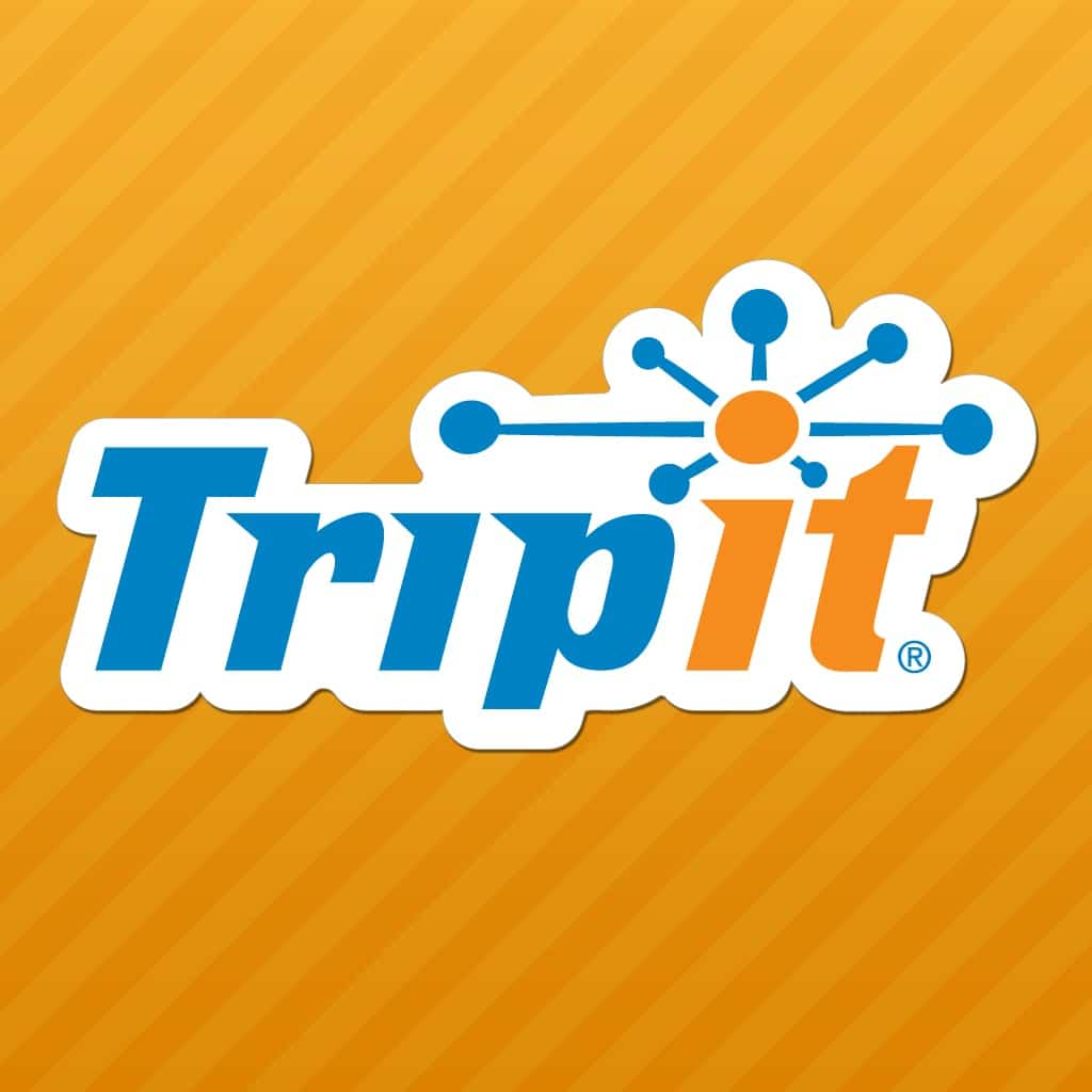 TripIt logo icon - one of our favorite travel apps
