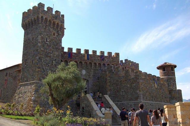 castellodiamoroso - Napa Valley - Peanuts or Pretzels