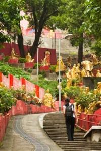 10000 buddhas hong kong