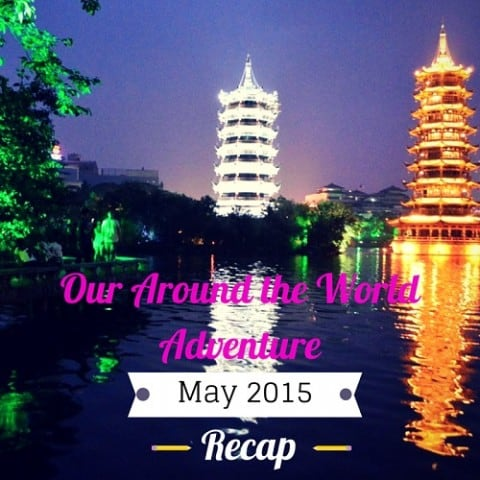 Around the World Recap – May 2015