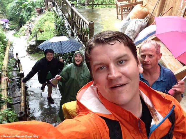 Saying Goodbye in Rice Village