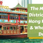 It's More Than a City!  The Many Hong Kong Districts