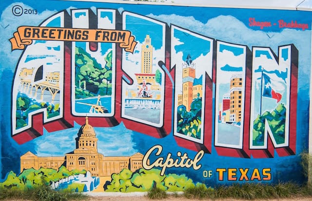 Summertime in Austin, Texas – Guest Post:  Norway to Nowhere