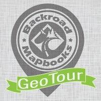 Backroad Mapbook GeoTour Logo