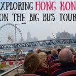 Hong Kong Big Bus Tour – Hop On / Hop Off As You Wish!