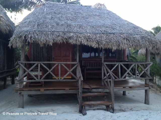 Our favorite getaway - stay on the beach in quite Pa Mul Mexico! Renting a car in cancun