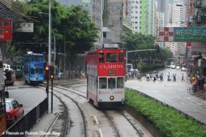 hong kong tram, hong kong transportation