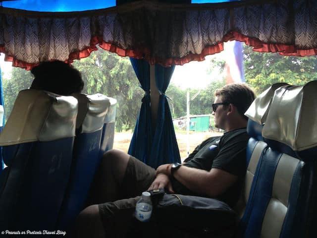 Josh Thinking