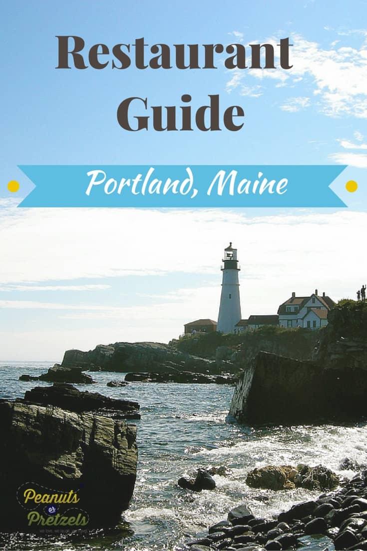Restaurant Guide - Pin