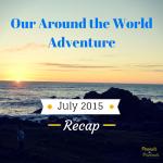 Monthly Recap – July 2015