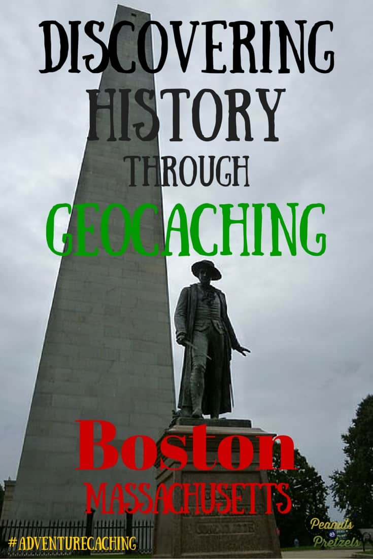 Discovering History Boston GC - Pin