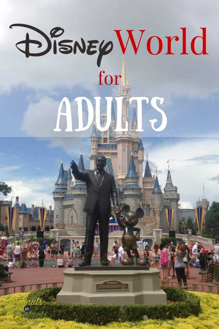 Disney for Adults - Pin