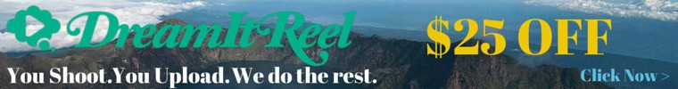 Dream It Reel - Banner