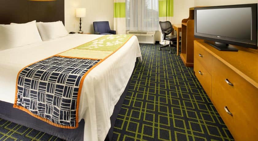 Fairfield Inn & Suites Chatt I-24:Lookout Mtn