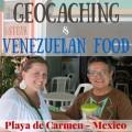 Geocaching & Venezualan Food - FB