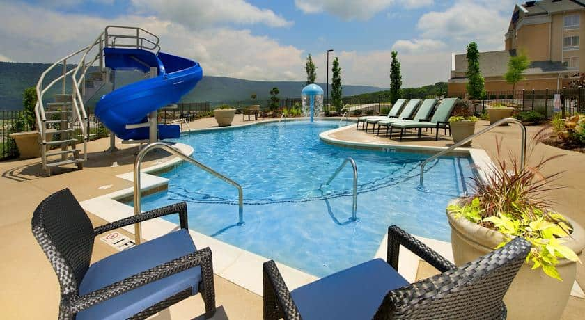 Hampton Inn Chattanooga West:Lookout Mtn