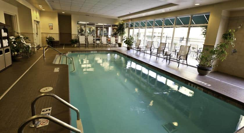 Hilton Garden Inn Chattanooga:Hamilton Place