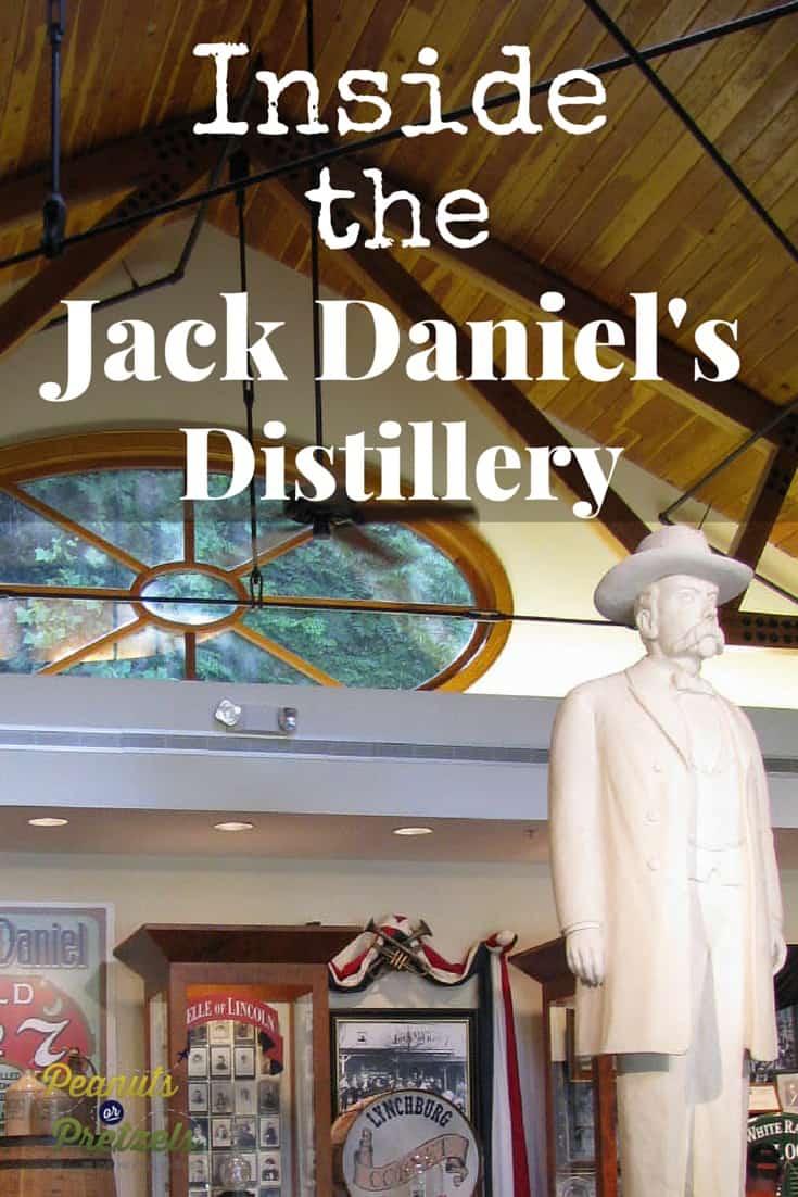 Inside Jack Daniels - Pin